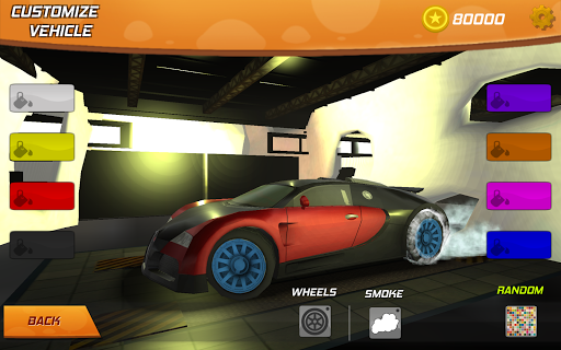 Extreme Drift Driving: Car Driving Simulator Drift 1.1 screenshots 6