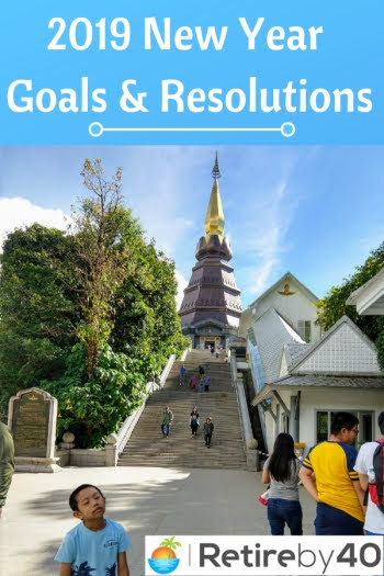 2019 New Year Goals and Resolutions
