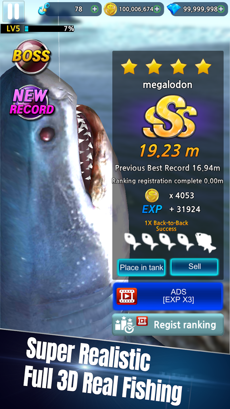 Monster Fishing 2019 Screenshot 12