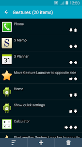 Back Button Gesture Launcher screenshot 1