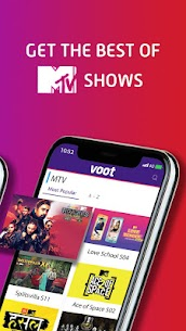 Voot – Watch Colors, MTV Shows, Live News & more App Download For Android and iPhone 2