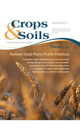 Crops Soils Magazine