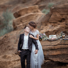 Wedding photographer Irina Bakhareva (IrinaBakhareva). Photo of 05.03.2018