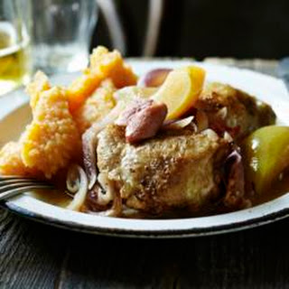 Chicken in Cider Recipe
