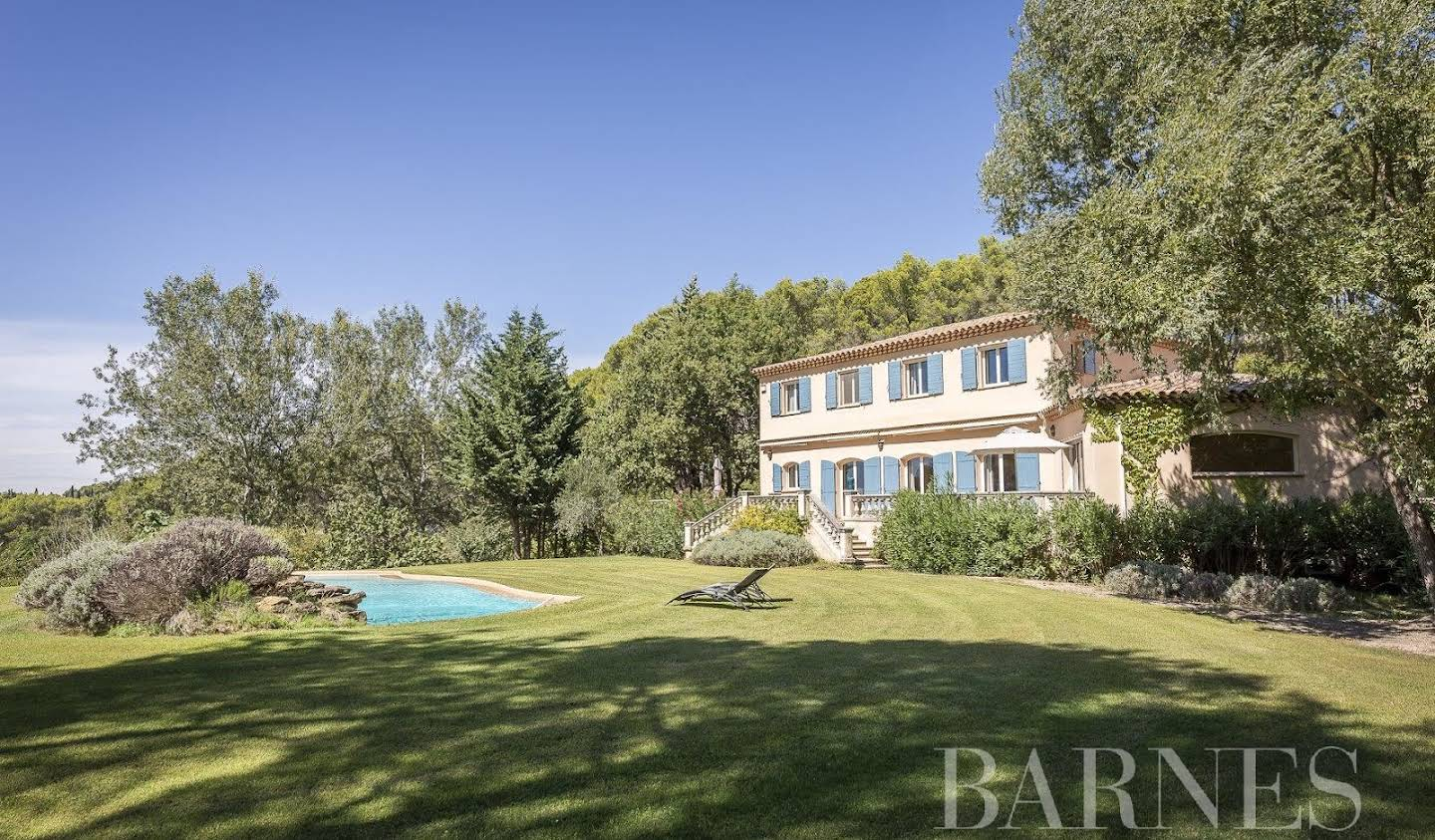 Villa with pool Aix-en-Provence