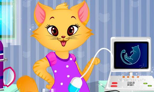 無料休闲Appのかわいい新生児キティ|記事Game