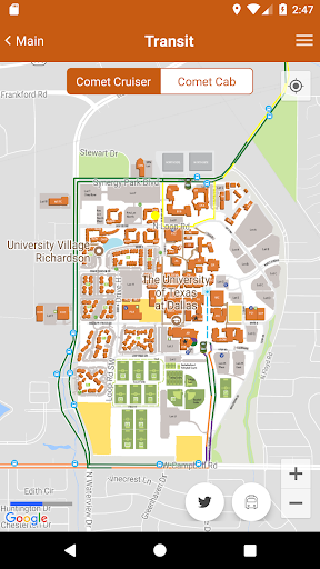 UTD Mobile Apk by The University of Texas at Dallas OIT