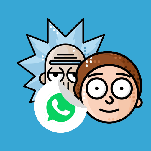 Rick and Morty - WhatsApp Stickers