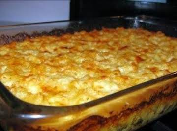 Simple Southern Style Mac n Cheese
