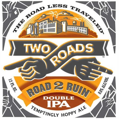 Logo of Two Roads Road 2 Ruin