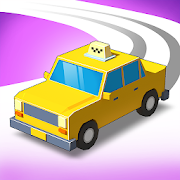 Taxi Run – Crazy Driver MOD APK 1.02 (Unlocked)