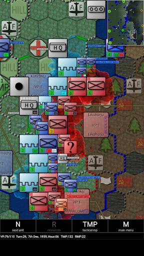 Winter War- Suomussalmi Battle 2.6.0.0 screenshots 1