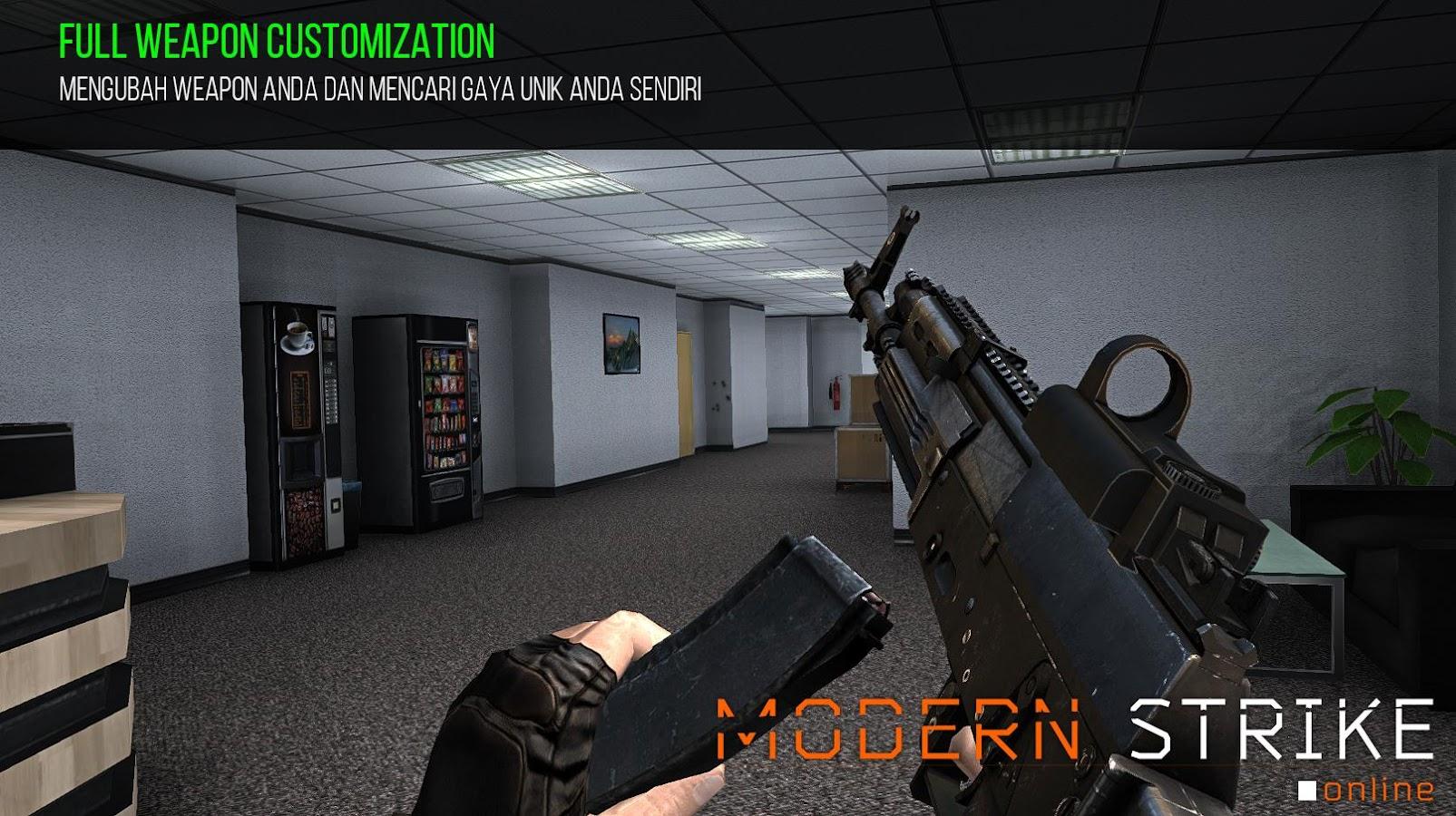 Modern Strike Online apk mod