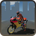 Motorbike Driving Simulator 3D icon