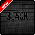 Amazing Black Wallpaper icon