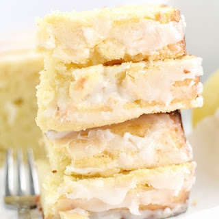 Soft and Moist Lemon Loaf