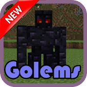 Golems mods for mcpe