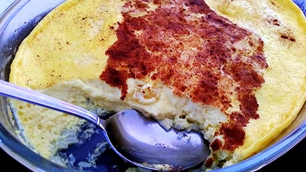 Serve with a dollop of whipped cream if desired.   This can be eaten warm or...