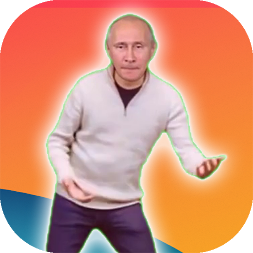 Dancing Putin On Screen Android APK Download Free By FunSet