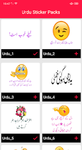Urdu Stickers For Whatsapp App Download For Android 1