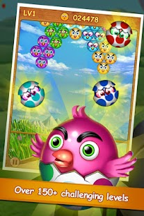 Bubble Bird Extreme- screenshot thumbnail