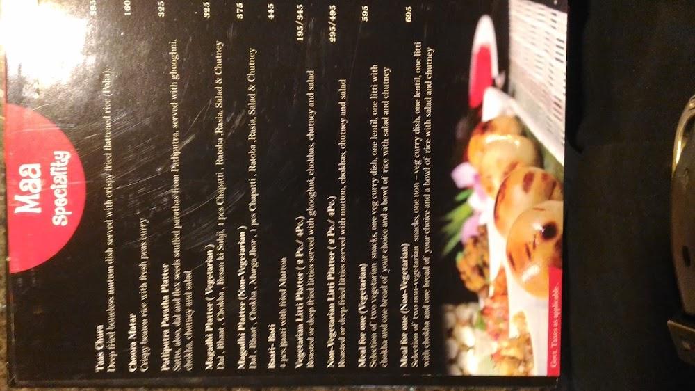Magadh & Awadh menu 7