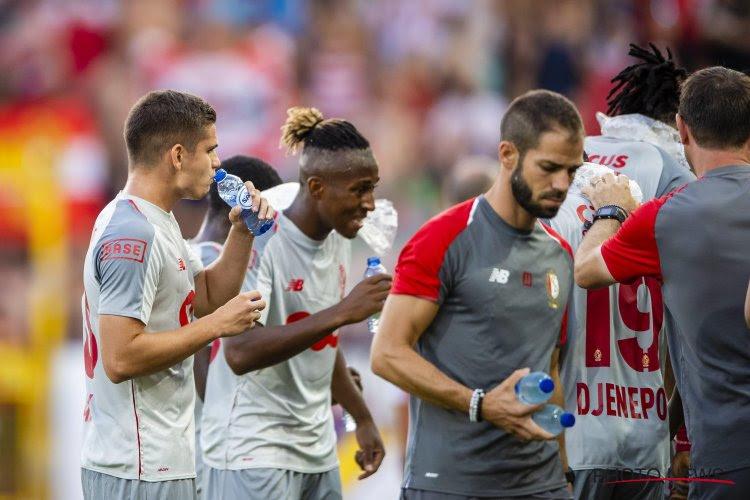 """Georges Heylens voit des Rouches conquérants contre l'Ajax: """"Quand on les prend à la gorge, ils répondent en présentant le poing"""""""