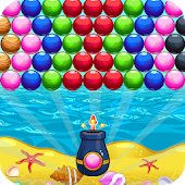 Beach Bubble Shooter