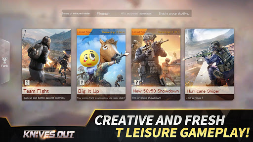 Knives Out-No rules, just fight! modavailable screenshots 6