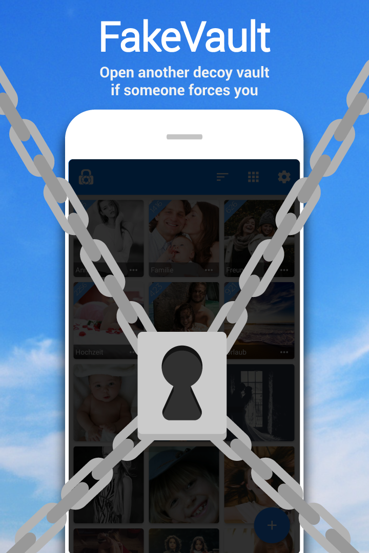 LockMyPix: Private Photo & Video Vault Screenshot 4