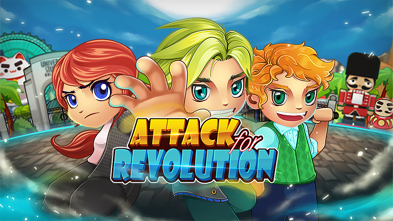 Attack for Revolution v1.24 [Mod]