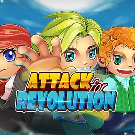 Attack for Revolution v1.24 [Mod]
