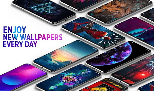Wallpapers Ultra HD 4K  App Download for Android 9