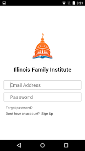 Illinois Family Institute- screenshot thumbnail