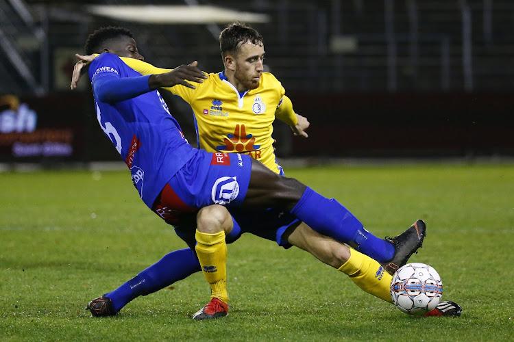 Julien Vercauteren file en division 2 espagnole