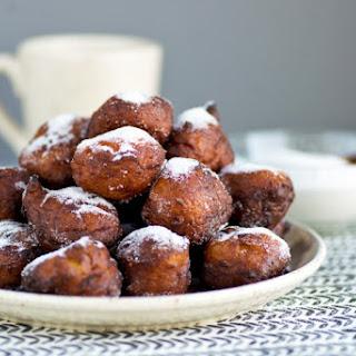 Castagnole (Ricotta Doughnuts).