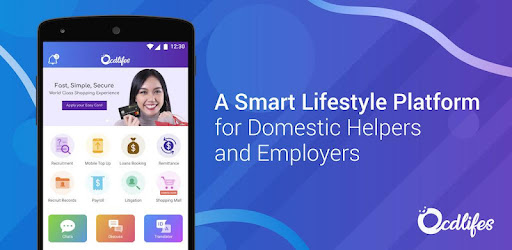 ecdlifes is a Smart Lifestyle Platform for Employers and Domestic Helpers.