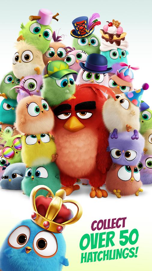 Angry Birds Match v1.1.4 [Mega Mod]