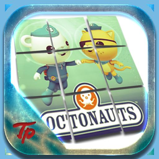 Slide Puzzle For Octonauts