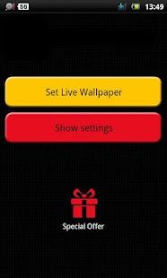 live pegasus wallpaper - náhled