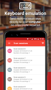 Barcode to PC: Wi-Fi scanner 3.10.0 MOD + APK + DATA Download 1