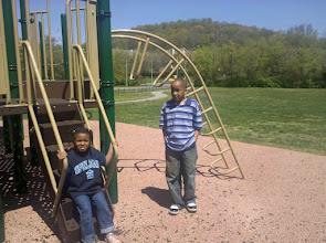 Photo: at the park 4/10/10