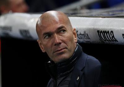 """Zinedine Zidane sous pression ?""""Je ne pense pas à démissionner"""""""