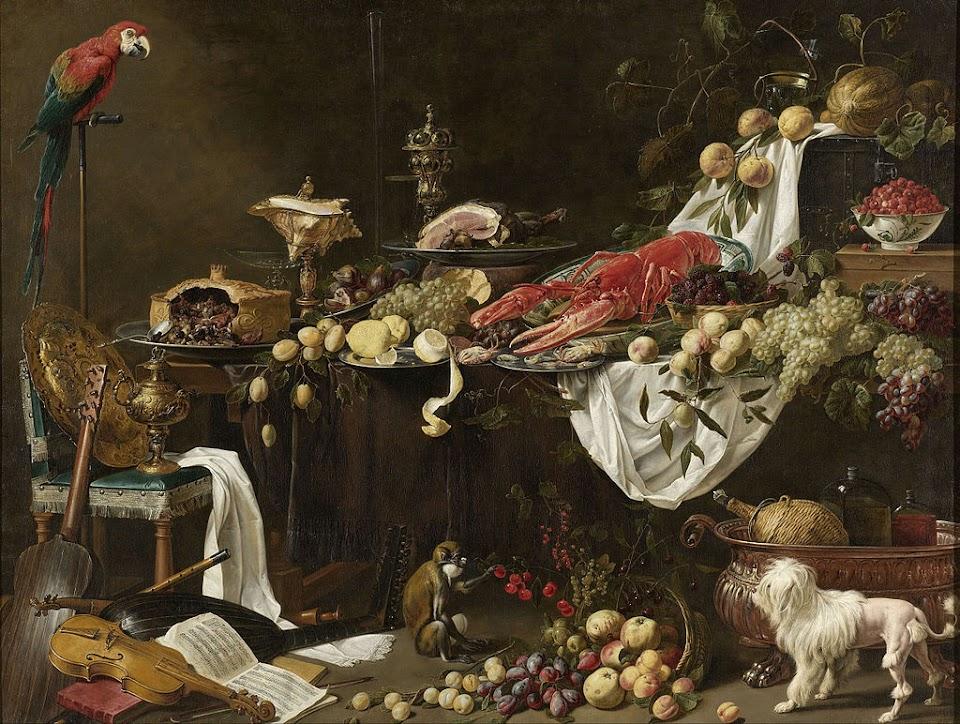 Banquet Still Life, 1644