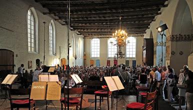 Photo: Heiligen-Geist Kirche der Hansestadt Wismar an der Ostsee in Mecklenburg-Vorpommern