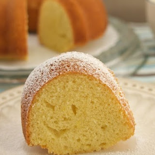 Italian Lemon Cake Recipes
