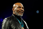 Former boxing superstar Mike Tyson looking in good spirits and health before the WBC Heavyweight title fight between  Deontay Wilder and Tyson Fury at the Grand Garden Arena at MGM Grand, Las Vegas, United States on February 22, 2020