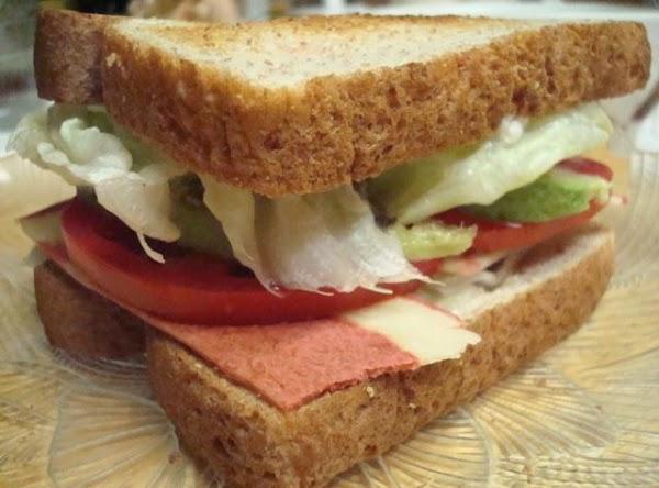 A Blt Sandwich Recipe