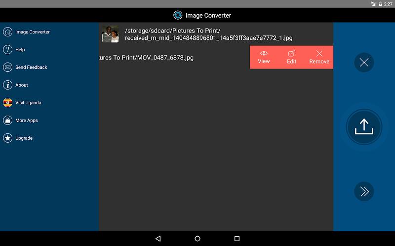 Image Converter Screenshot 11