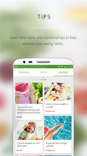 nootric, diets and weight loss- screenshot thumbnail